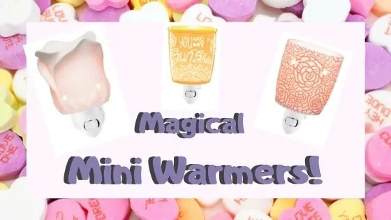 Magical Mini Scentsy Warmers - Perfect Valentine's Day Gifts for all