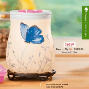 Free to Fly Scentsy Wax Warmer