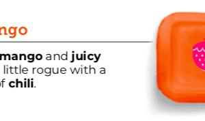 Chilli Mango Scentsy Wax Bar