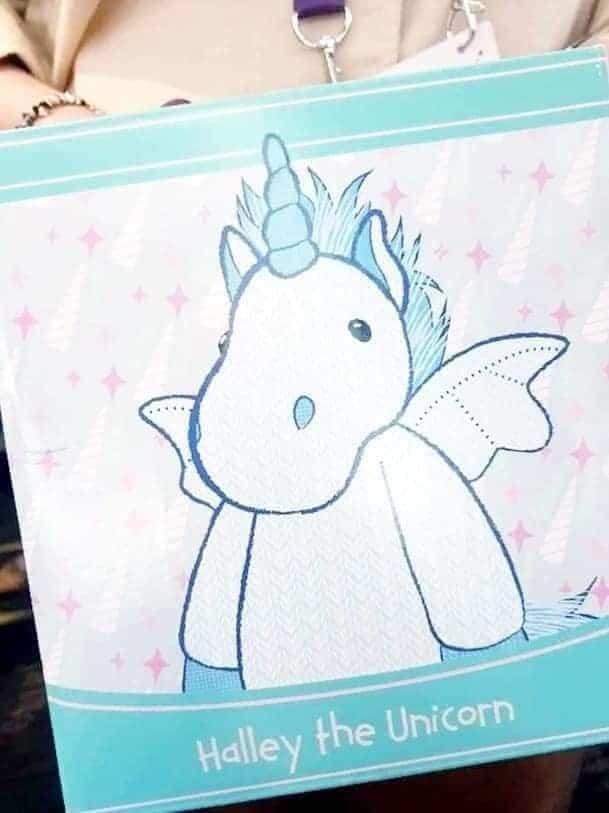 Scentsy Unicorn Buddy - Halley Flys In!