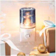 Scentsy To All A Good Night Wax Warmer