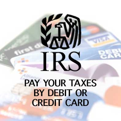 Pay the Internal Revenue Service