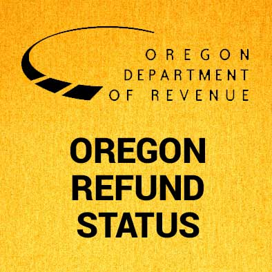 Oregon Refund Status