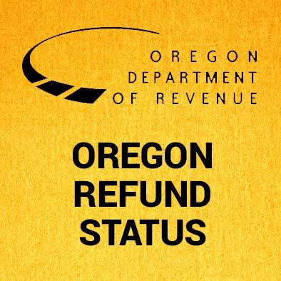 Oregon Refund Status
