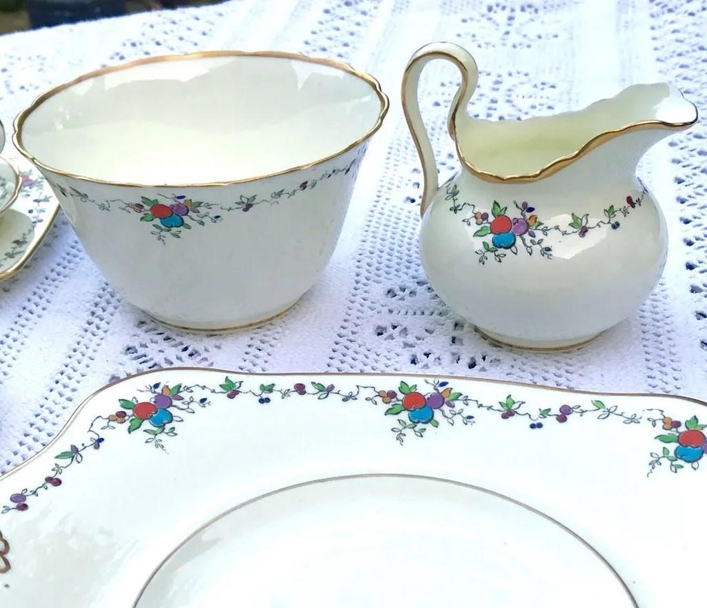 Wickstead's-Art-Deco-English-Tuscan-China-Tea-Set-(4)