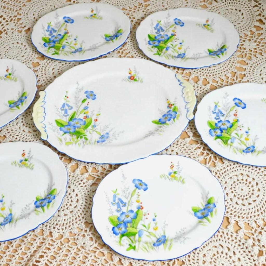 Wickstead's–Home-&-Living–Paragon-Blue-Primerose-Plates-(1)