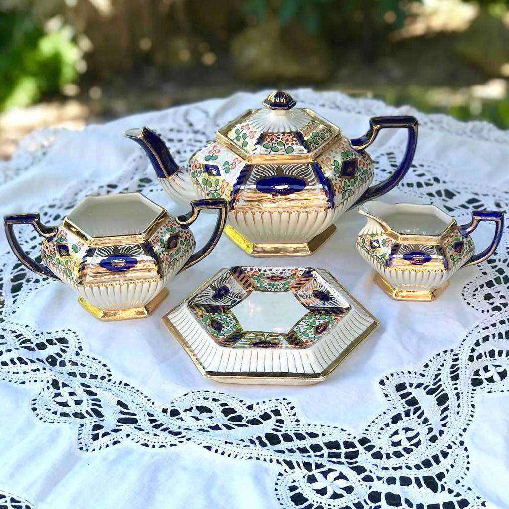 Wicksteads-Home-&-Living3-Pce-Imari-Teapot-Set-(6-)