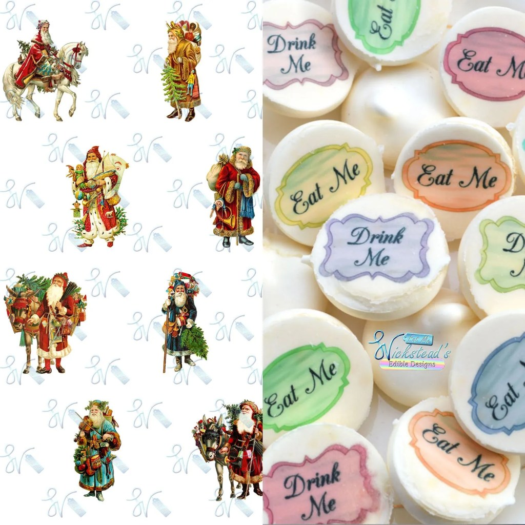 Wickstead's-Eat-Me-Edible-Chocolate-&-Meringue-Transfer-Sheets-Father-Christmas1