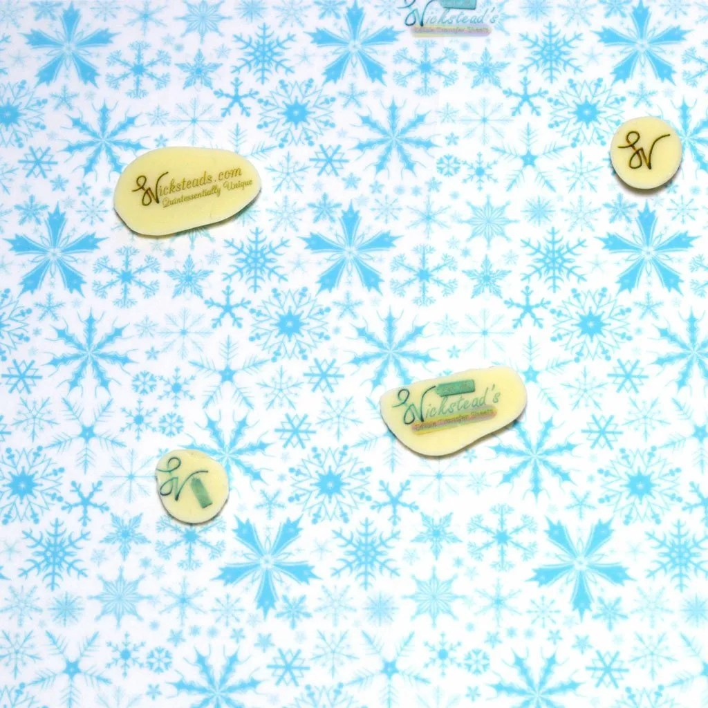 Wickstead's-Eat-Me-Edible-Meringue-&-Chocolate-Transfer-Sheets–Winter-Wonderland-Blue-Frozen-Ice-Snowflakes-Chintz-(3)
