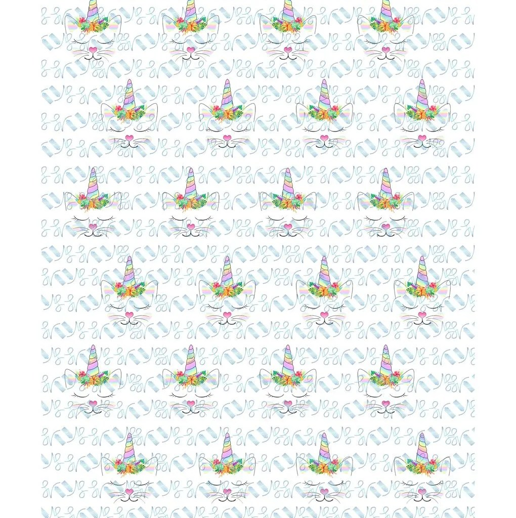 Wickstead's-Eat-Me-Edible-Meringue-Transfer-Sheets–Caticorn-with-Flower-Crown-(24-x-Small)