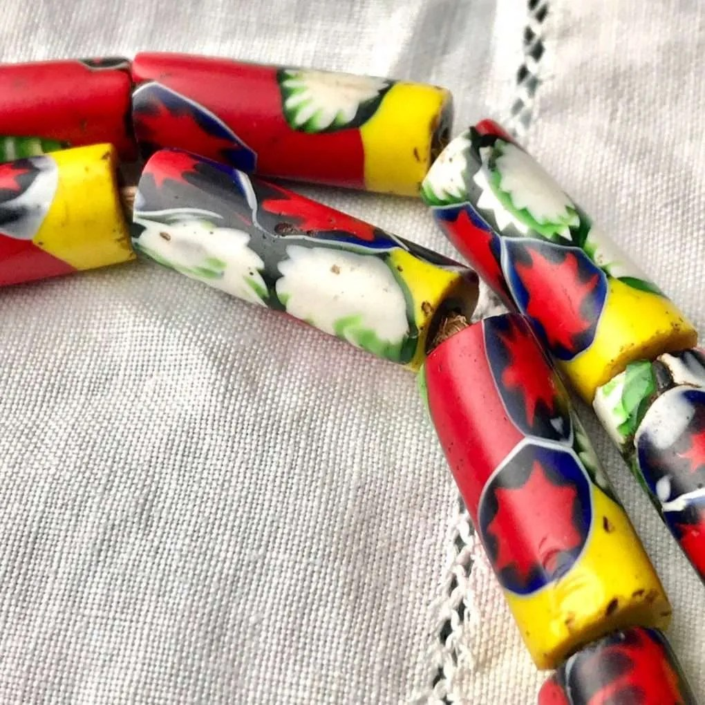 African Trade Beads 4