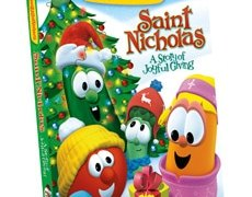VeggieTales Saint Nicholas: A Story Of Joyful Giving