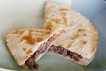Mission Tortilla Cheesburger Quesadilla