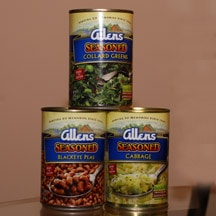 Allens Vegetables Southern Style Line