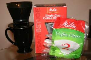 Melitta Reasy Set Joe