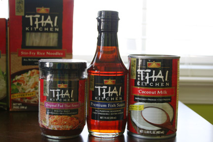 Thai Kitchen Products