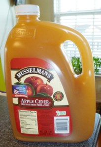 Musselman's Apple Cider