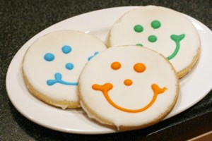 Smiley Cookie
