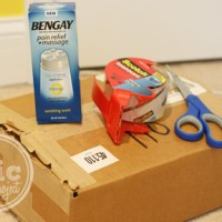 How to Make a Little Box from a Big Box