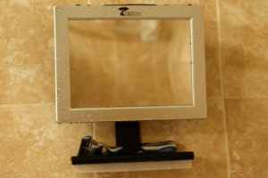 Toilet Tree Fogless Shower Mirror