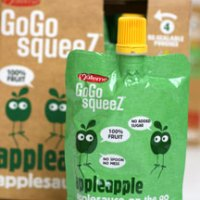 GoGo SqueeZ Applesauce Review