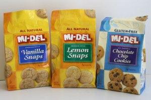 MI-DEL Cookies
