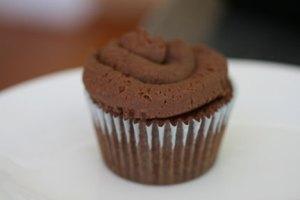 Chocolate Nutella Cupcakes Mix