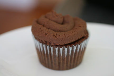 Chocolate Nutella Cupcakes Mix