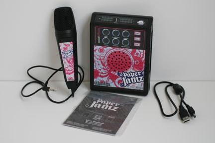 Paper Jamz Pro Series Microphone