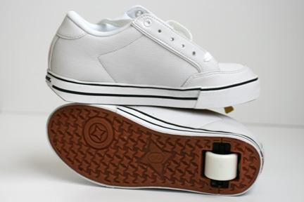 White Heelys