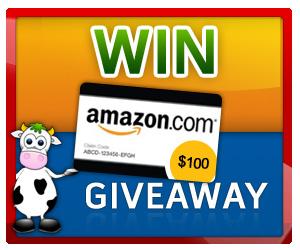 The Moola Saver's $100 Amazon GC Giveaway