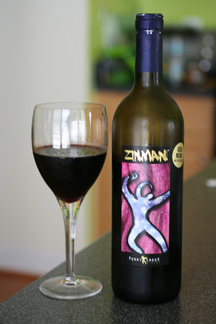 California Wine Club Zinfandel