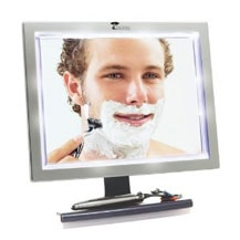 ToiletTree DeluxE LED Mirror