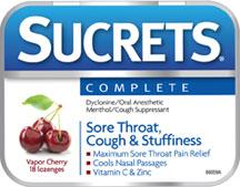 Sucrets