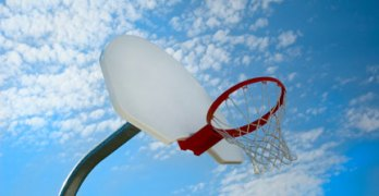 Life Is Like Basketball Hoops