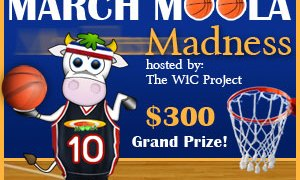 March Moola Madness Giveaway