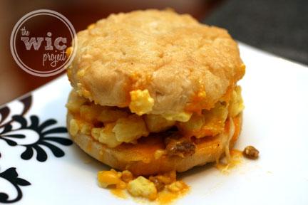 Pillsbury Grand! Breakfast Sandwich