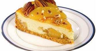 Caramel Apple Cheesecake Recipe