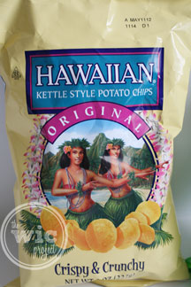Hawaiian Kettle Style Potato Chips - Original