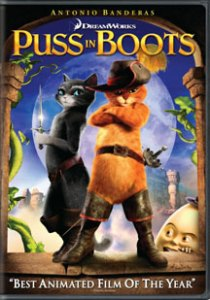 DreamWorks Animation's Puss in Boots