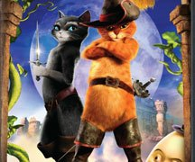 "DreamWorks Animation's ""Puss in Boots"" on DVD – Review"