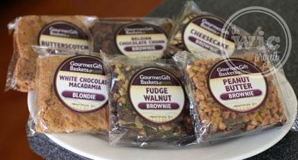 Gourmet Gift Baskets Brownie Sampler