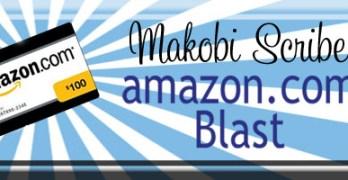 $100 Amazon GC Twitter Blast Giveaway