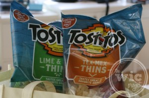 Tostitos Thins