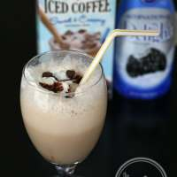 Grasshopper Iced Mocha with International Delight - Recipe #IcedDelight