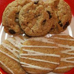 Sara Snacker Smores Vanilla Milkshake Cookies