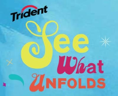 Trident See What Unfolds Logo