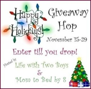 Happy Holidays Giveaway Hop