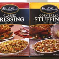 Stuffing-Coated Baked Chicken with Mrs. Cubbison's - Giveaway