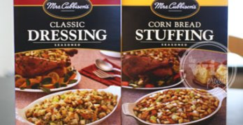Stuffing-Coated Baked Chicken with Mrs. Cubbison's – Giveaway
